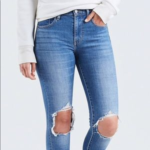 Levi's waterless 721 Highrise skinny Size 29